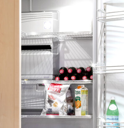 Replacement refrigeration unit from the corner fridge company