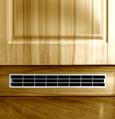 Ventilation Grill from the corner fridge company