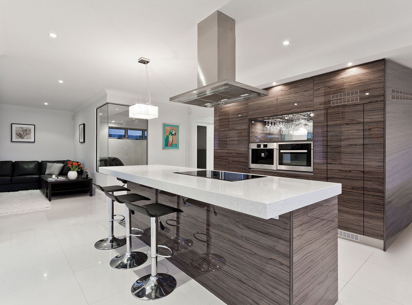 WILF Int – Grey Kitchen DF 3