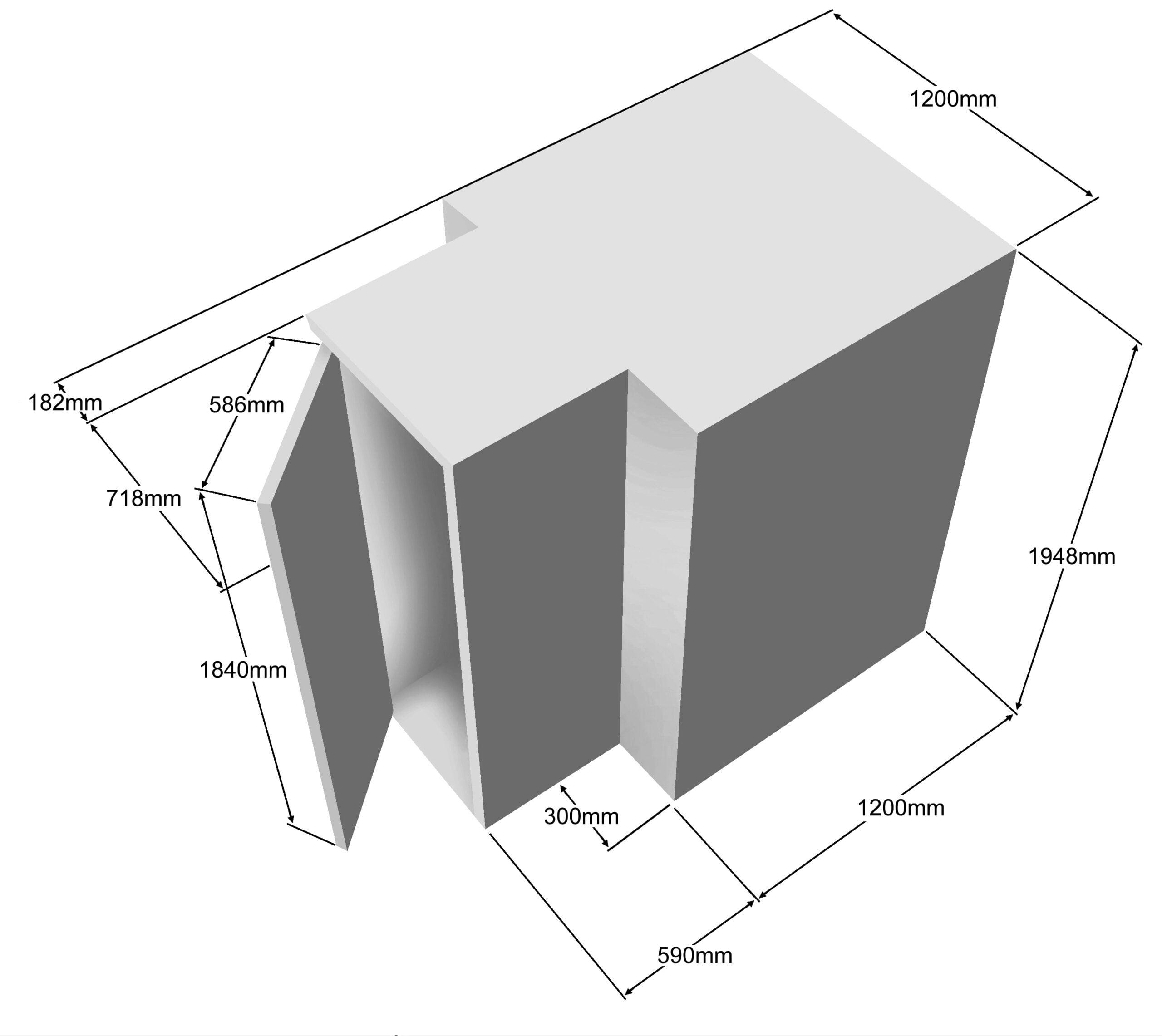 Bespoke WILF Diagram 01 BW Dark
