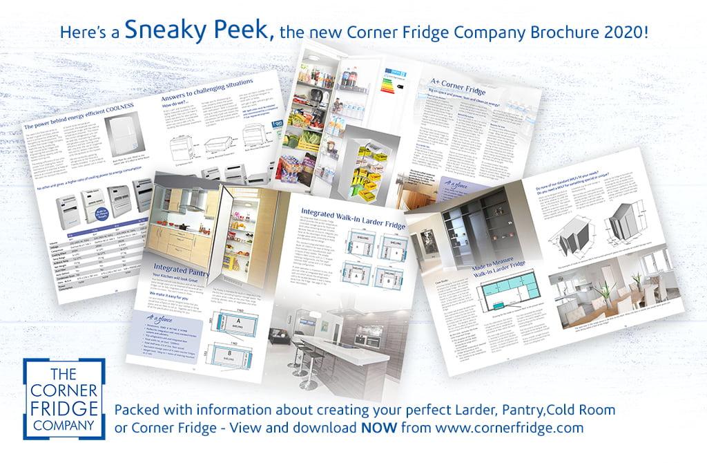 Corner Fridge Brochure 2020